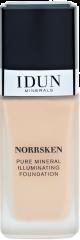 IDUN Norrsken meikkivoide Disa 30 ml