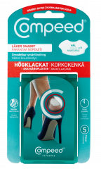 COMPEED RAKKOLAASTARI KORKOKENKÄ 5 KPL