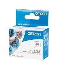 OMRON GENTLE TEMP 520/521 SUOJUS 40 KPL/PKT